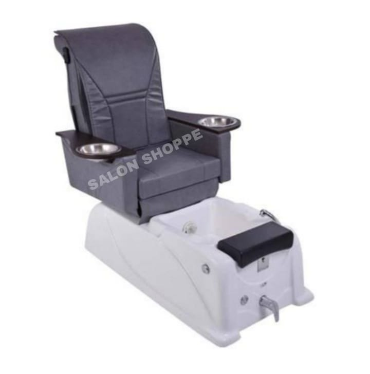 manicure and pedicure station
