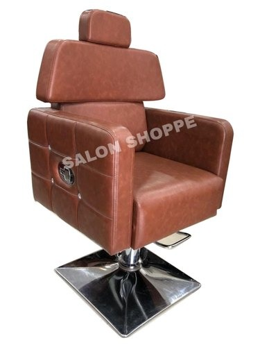 beauty parlor chair brown
